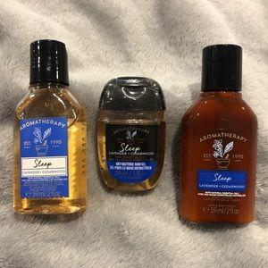 Bath & Body Works Sleep Aromatherapy Set